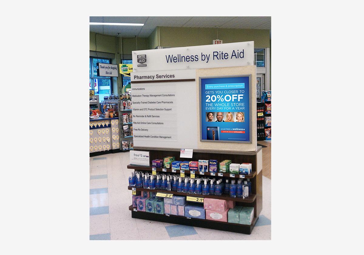 Rite Aid wellness+ In-store