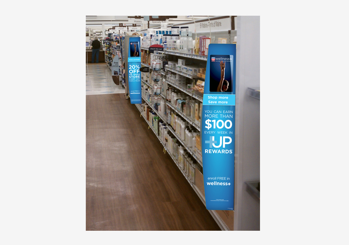 Rite Aid wellness+ In-store