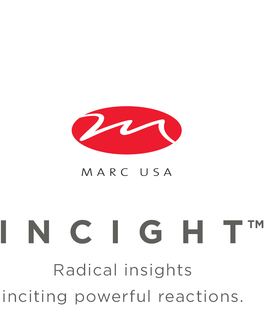Incight - Radical insights inciting powerful reactions