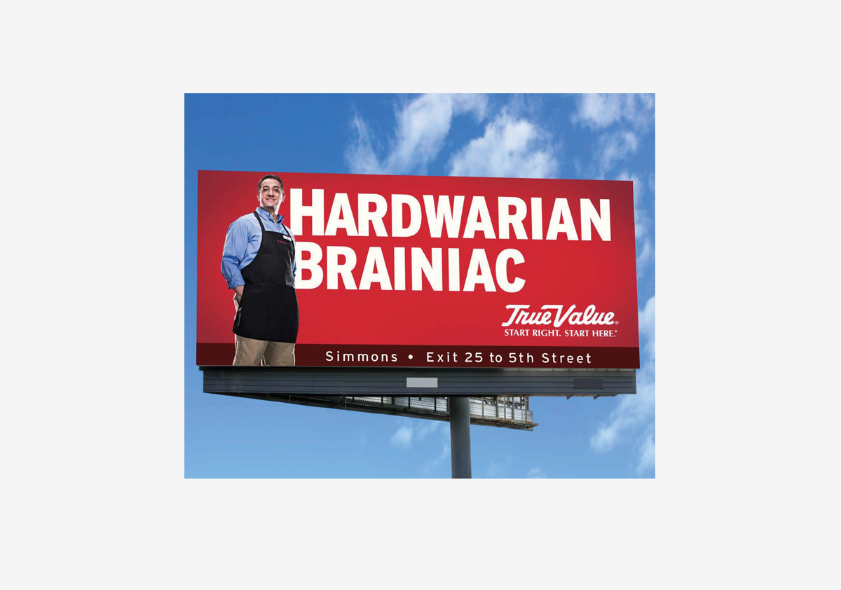 True Value - Hardwarian Brainiac